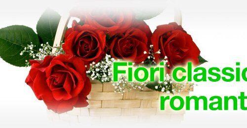 Fiori classici e romantici