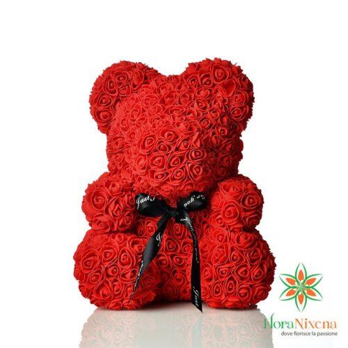 Teddy bear rosso